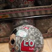 Новинка! Хит! Набор в шаре с куклой Лол  L.o.l.o.l.o.l. lovely cute little с аксес. Animal series