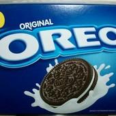 Смачне печиво Oreo. В лоті 1 кг. Фабрична некондиція.