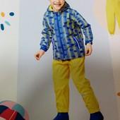 Классные непромокаемые штанишки на мальчика Kuniboo ( Германия) рост  86/92