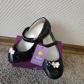 Стильные туфли балетки для Вашей принцессы.Отличное качество!Tom.m 26,27,28,29,31 рр.Реал.замеры.