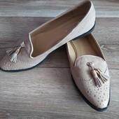 Взуття весняне  39 р., 24,5 см