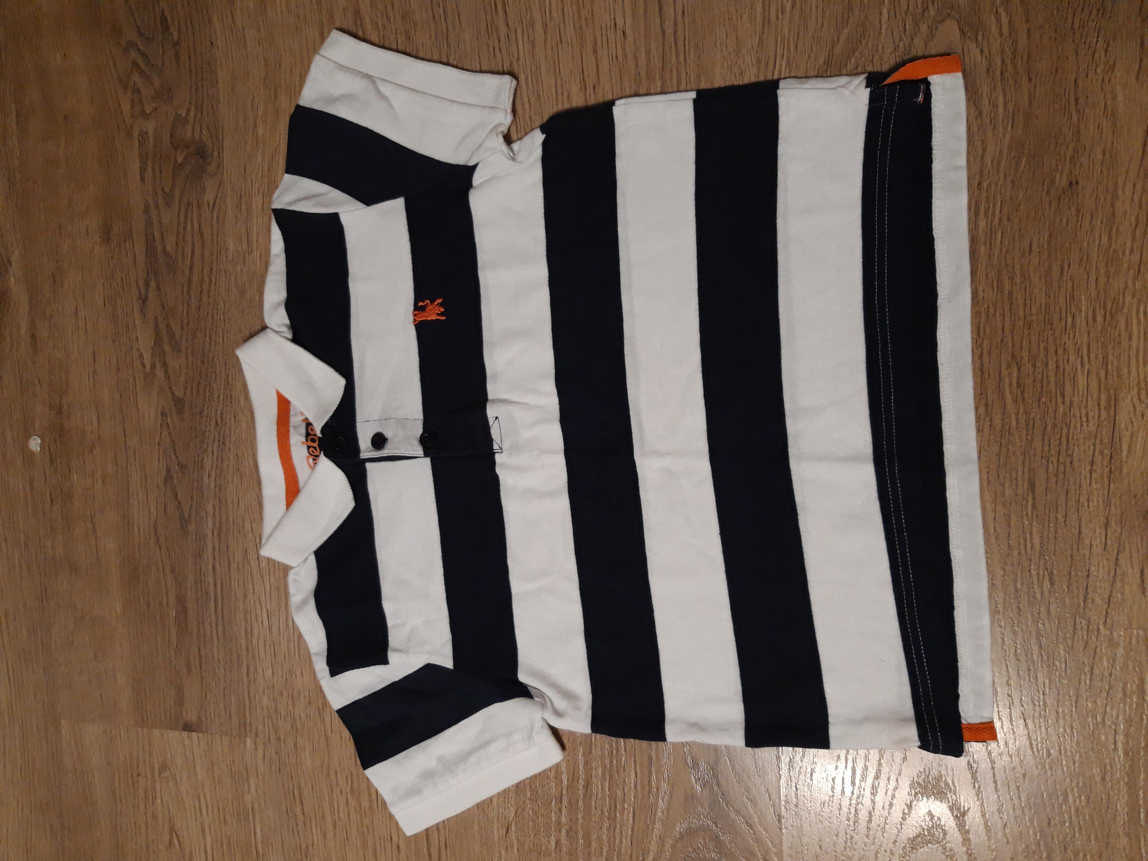 Фирменная футболка rebel  7-9  лет в идеальном состоянии! Замеры!