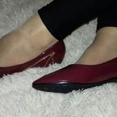 Красивенные лаковые туфельки 36-41. Качество супер!