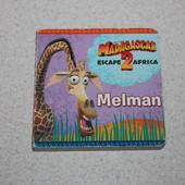 книга Madagascar Melman