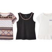 ♥ Lupilu ♥ Стильные футболки для девченок из коллекции Хайди Клум ♥