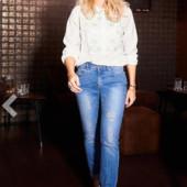 Дорогие, стильные джинсы из коллекции Хелен Фишер от Tcm тchibo, Германия! раз.евро 38; наш 44/46