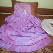 Шикарне пишне плаття + круг модняче на будь-яке свято