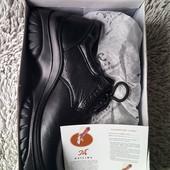 Подростковые туфли-ботинки натуральная кожа,(36-38)есть наложенный платеж.