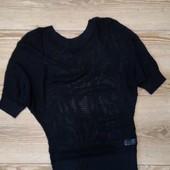 Легенькая вязаная полупрозрачная футболочка, размера S,M. Привезена из сша
