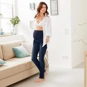 Комфортные джинсы скинни беременным моделируют фигурку Esmara Германия размер евро 38