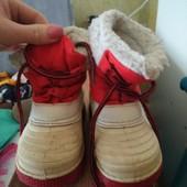 ботиночки не промокашки