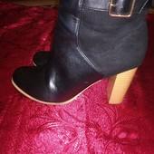 Классные полу ботинки