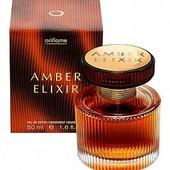 Парфюмерная вода Amber Elixir от Орифлейм