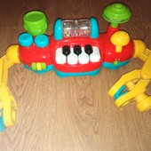ELC бампер, пианино