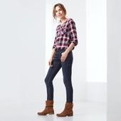 ☘ Плотные и качественные джинсы, моделирующие фигуру от Tchibo(Германия), рр. наши: 50/52 (44 евро)
