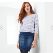 Стильная джинсовая юбка ТСМ Чибо германия, размер 38 евро=44