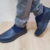 Туфли с Эко кожи, можно подростку