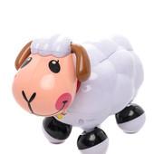 Развивающая игрушка Mommy Love Веселая овечка. ходит и звучит музыка.