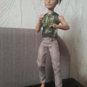 оригинал от Mattel,стильный мальчик в компанию к вашим девченкам