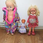 старинные куколки одним лотом