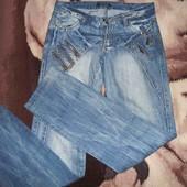 Классные джинсы. Размер 28. Есть замеры
