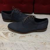 Туфлі із натурального нубука,від Minelli,розмір 42,стелька 28,5