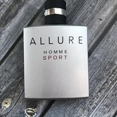 Chanel Allure homme Sport,Франция