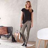 Крутые джинсы с напилением от Esmara( Германия), 38 размер.