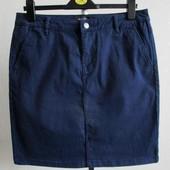 ☘ Плотная и качественная юбка, на ощупь, как джинс, Tchibo(Германия), размеры наши: 46-48 (40 евро)