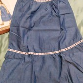 Детское летнее платье, сарафан Lupilu, рост 98