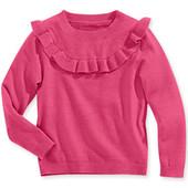 Нежный мягенький супер комфортный свитерок для девочки Impidimpi Германия размер 62|68  На выбор