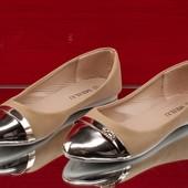 Красивые туфельки 3 модели