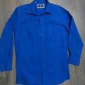Качество! Мужская рубашка-48-50р. Гарн.стан.