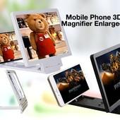 3D увеличитель для мобильного телефона
