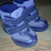 Термо ботинки лупилу 23 р