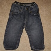 Стильные фирменные джинсы  р. 86 В лоте одни на выбор