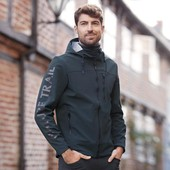 Стильная дорогая куртка-ветровка от Tchibo(Германия), размер: М - смотрите замеры