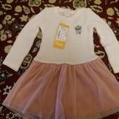 Платье Королевский Ажур 80 размер Новое