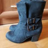 классные ботинки(смотрите фото и описание)