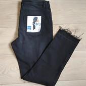 Супер-Модные джинсы слим-рванки, укороченные Esmara 44 евро, наш 52