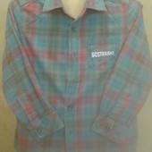 Рубашка мальчику 5-6 лет United Colors of Benetton