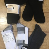 Рекомендую! лот 7 пар, разные  наборы носков - Livergy Германия 39-42 р , рекомендую, качество супер