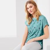 ☘ Винтажная блуза из органического хлопка от Tchibo(Германия), размеры наши: 46-50 (40/42 евро)