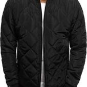 Очень качественная и стильная курточка -бомбер для мужчин размер XXL