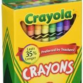 Crayola восковые карандаши оригинал. Собирайте лоты!