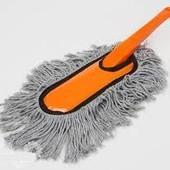 Щетка для удаление пыли  в автомобиле,  дома с ручкой