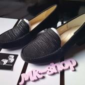 Женские брендовые туфли Gold Play021, натуральная замша. Есть наложка!