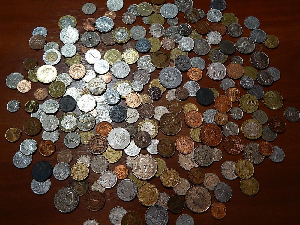 монеты стран мира фото здесь