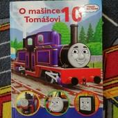 Книга Томас и друзья на чешском языке