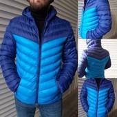 Мужская модная куртка деми. Качество отличное